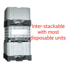 Intermediate Bulk Container, Stacking IBC Containers, IBC Totes